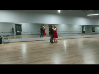 Аргентинское танго. Семья Кругловых.