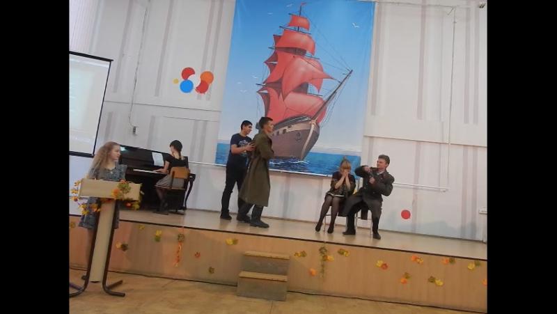 21.10.17 Пушкинский бал в лицее 5 фраг 10Р Дубровский