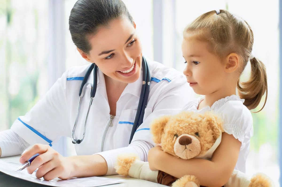 Как стать педиатром?