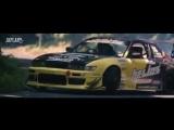 Красивое дрифт видео из Японии