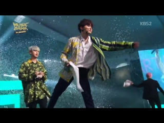 Other | 300917 | b.a.p - ending (run to you) | music bank