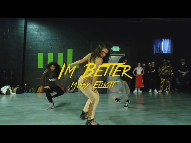 Jade Chynoweth   Missy Elliott - I'm Better ft. Lamb   Robert Green Choreography