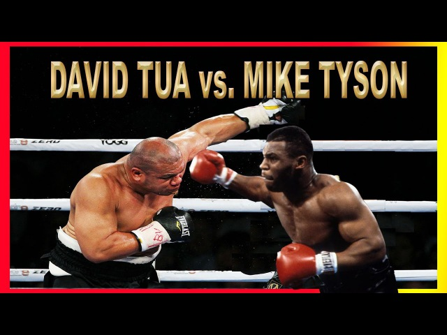 Mike Tyson vs David Tua - Most Powerful Punchers in Boxing History