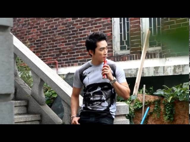 High Cut Behind: Vol.110 Song Seung Heon