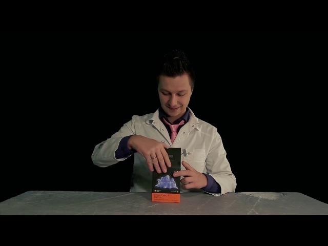 Набор экспериментов Трюки науки Светящийся лизун