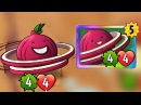 Plants vs Zombies Heroes - Onion Rings Gameplay | New Legendary