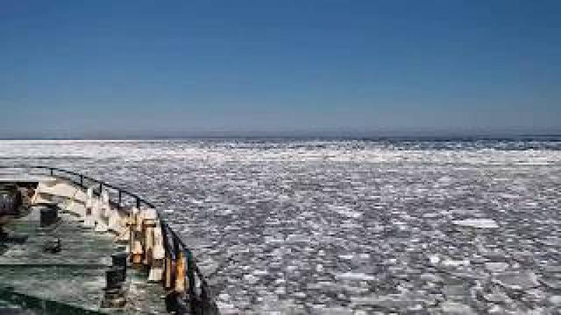 Весна в Татарском проливе
