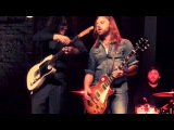 STEVE HILL (Canada) vs OLI BROWN (UK) Blues Rock GUITAR Duel Jam L'ASTRAL Montreal 2011