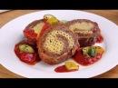 Rouleau de viande aux pâtes : une recette copieuse pour le déjeuner.