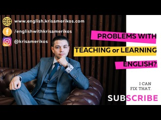 For Teachers - Teach English learn English study English online free video lessons