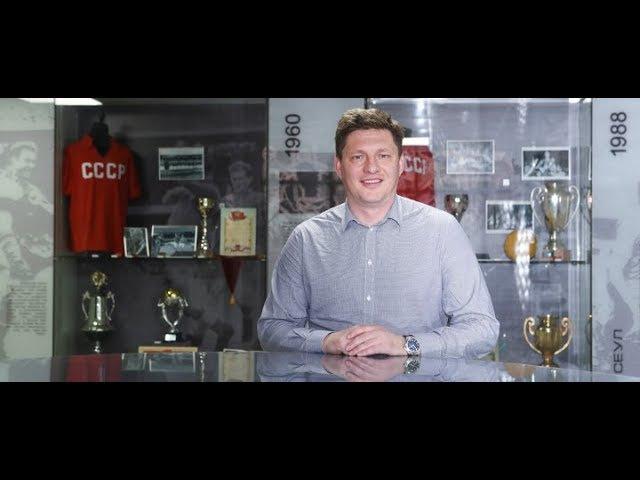 Андрей Гордеев: «Очень важно с игроками не лукавить» | РФС ТВ