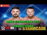WWE Starrcade 2017 Bobby Roode vs. Dolph Ziggler Predictions WWE 2K18
