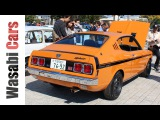 Wasabi Cars  Clippity Clop, Hippity Uppity Coupe 1970 Colt Galant GTO-MR (&amp MI, MII)