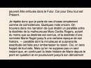 Le Mystère de Marie Roget conclusion