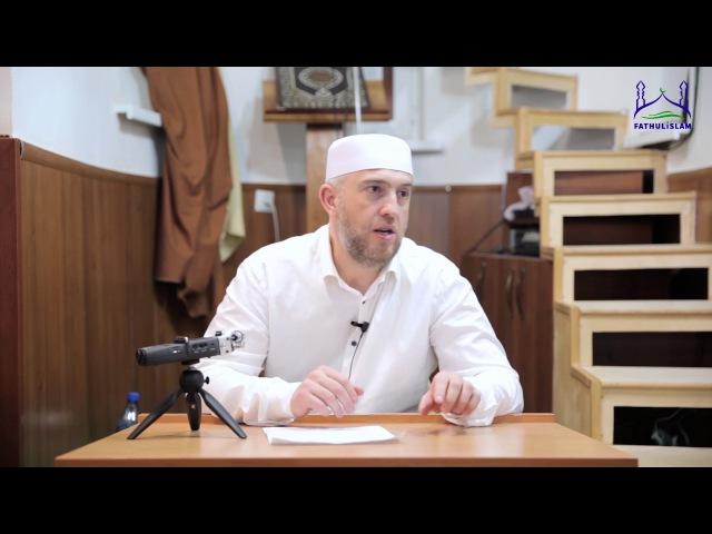 Почему человек грешит в Рамадан если шайтан заковывается в цепи Абдуллахаджи Хидирбеков