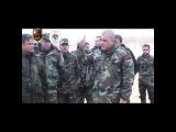 Редкие кадры Спецназ России обучает бойцов Армии Сирии в горах Каламун