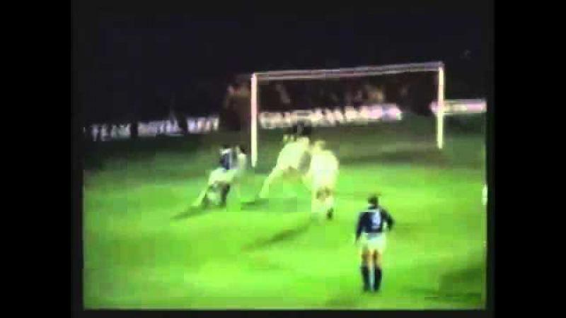 Ipswich Town - Lazio 4-0 - Coppa U.E.F.A. 1973-74 - 16imi di finale - andata