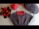 Детское платье-сарафан Шоколадно-ягодный дуэт🍓🍒 - Начало процесса