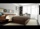 Дизайн двухкомнатной квартиры хрущевки на 45 кв. м
