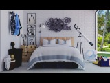 Vray 3.4 for Sketchup 2017: Engineer Bedroom Render with Vray 3.40.04 Sketchup 2017