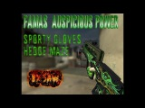 Famas Auspicous Power Gloves+StatTrack