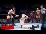 Austin Aries &amp Gentleman Jack Gallagher vs. Neville &amp TJP Raw, May 29, 2017
