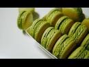 🌿 녹차 마카롱 만들기 Green tea Macaron 한세