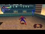 Человек-Паук 2000 (PlayStation1) Часть 1