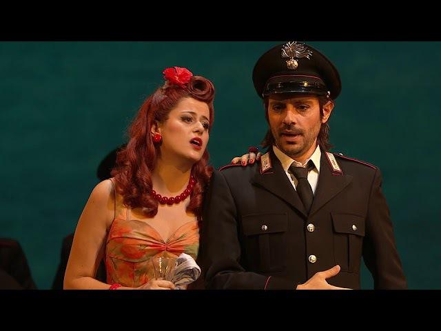 L'opéra-comique Fra Diavolo au Théâtre de l'Opéra de Rome