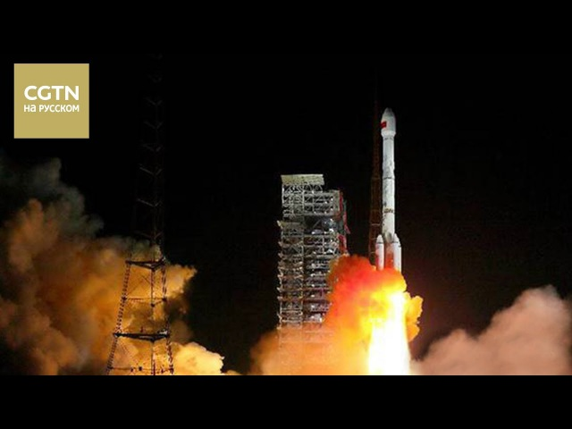 CGTN на русском-КНР вывел на орбиту два спутника Бэйдоу-3