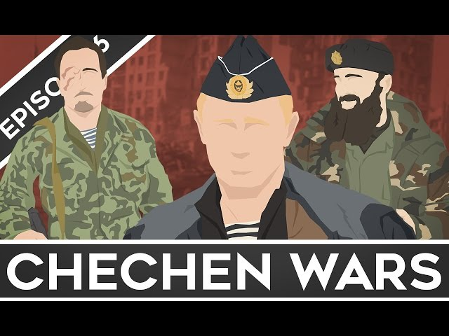 Feature History - Chechen Wars