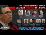 .@JoseColinaP  LISTA A INTERPOL  PARTE 2  AG