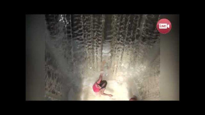 Ностальгия(( Водопад в Альбертине