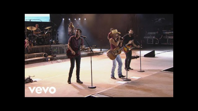 Kenny Chesney - Save It for a Rainy Day (Live with Old Dominion)