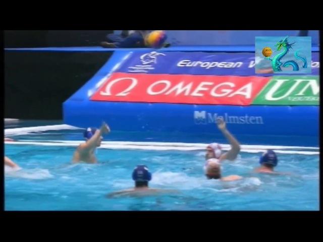 Water polo Удар по воротам 94