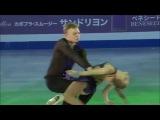 Sia - Elastic Heart - Figure skating Ekaterina BORISOVA  Dmitry SOPOT