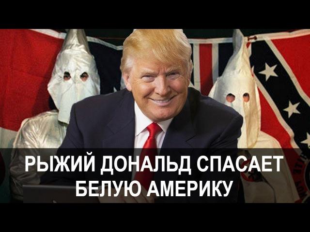 ТРАМП НАЧАЛ ОХОТУ НА ЦВЕТНЫХ И ГОЛУБЫХ | политика новости россия сша негры против белых американцы