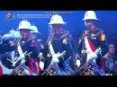 Royal Marine Drummers Top Secret Drum Corp - Mountbatten Festival of Music