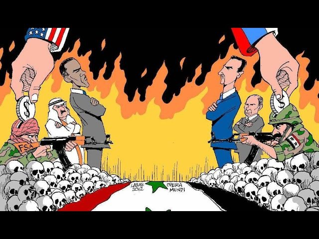 Истинная Причина Войны в Сирии! Путин и Обама – Кто Правит Миром Документальны ...