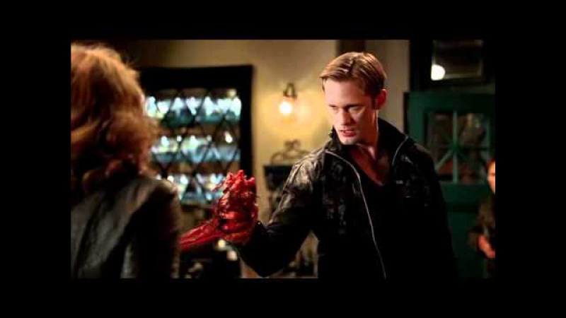 Eric and Bill take on Marnie and Roy (True Blood S04E11)