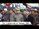 The Liberation of Dachau HD Color International Holocaust Remembrance Day 27 January
