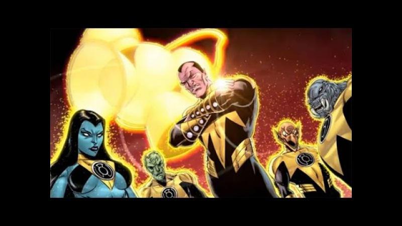 Базовый гайд на персонажа Синестро первый взгляд на новых персонажей DC Legends