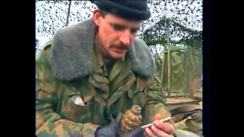 Чечня 1996 год Офицер 506 полка 7 Гвардейской Дивизии