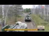 Расчеты #РВСН задействовали новейшие образцы техники на учениях под Новосибирском