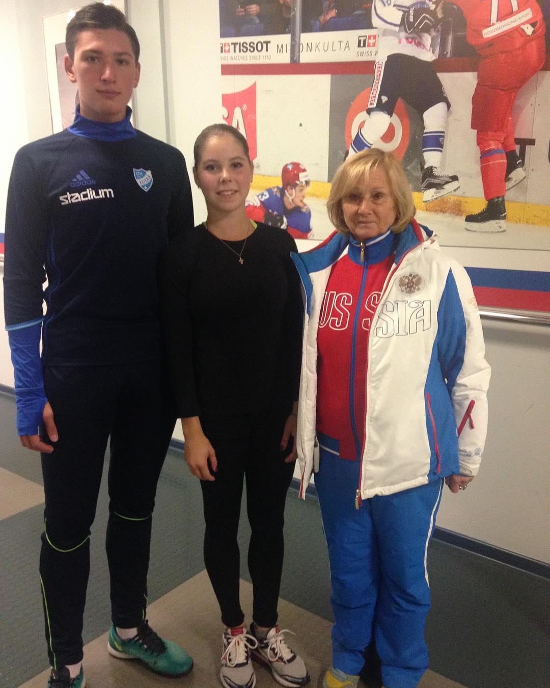 Группа Великовых - СДЮШОР, Академия фигурного катания (Санкт-Петербург) - Страница 5 Eh4JBIdrl3I