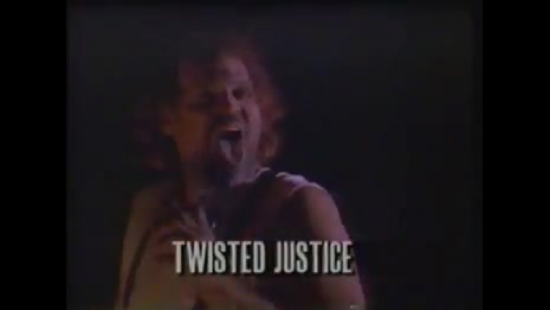 Twisted Justice 1990 Cinemax Drive-In Saturday Night December commercial