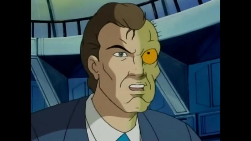 Человек паук 1994 года Сезон 5 Серия 5 Герои снова в бою