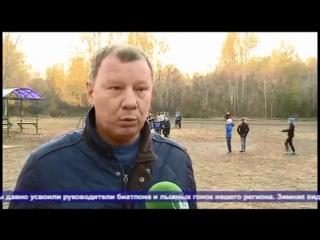 АСН- областная федерация лыжных гонок и биатлона подарила СДЮСШОР№2 спортивное оборудование