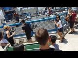 Лос Анджелес, Venice Beach (Muscle Beach) - Качалка под открытым небом (часть 3)