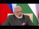 Заявления для прессы по итогам российско-индийских переговоров.